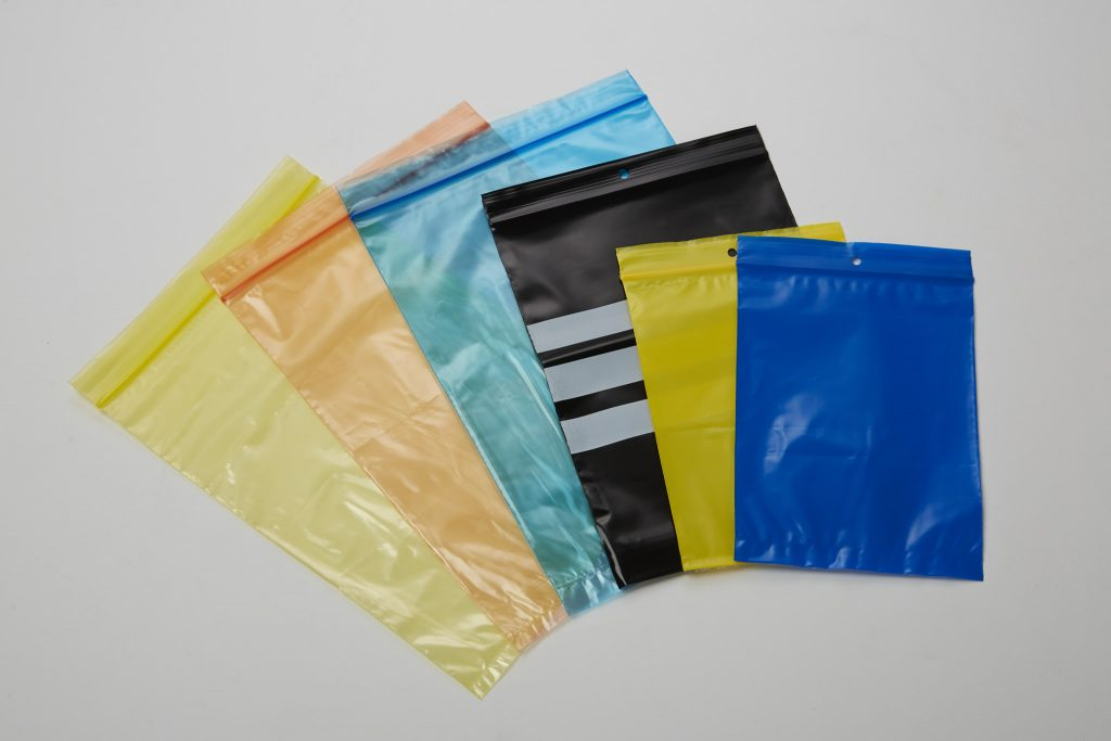 Arcagrip reusable seal bags/pouches