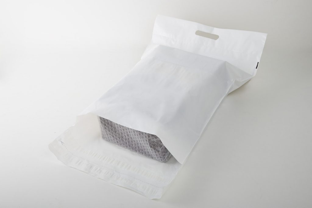 Arcamail Polyethylene envelope with adhesive closure