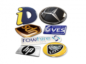 3d design adhesive labels/sticker/