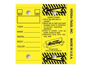 insert labels/sticker