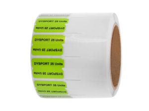 Etichete monocrome
